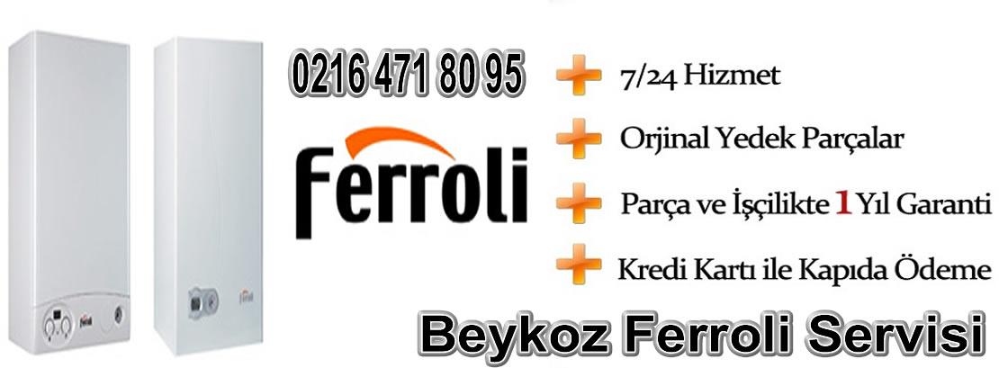 Beykoz Ferroli Servisi