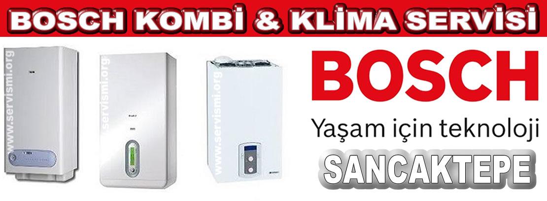 Sancaktepe Bosch Kombi Servisi