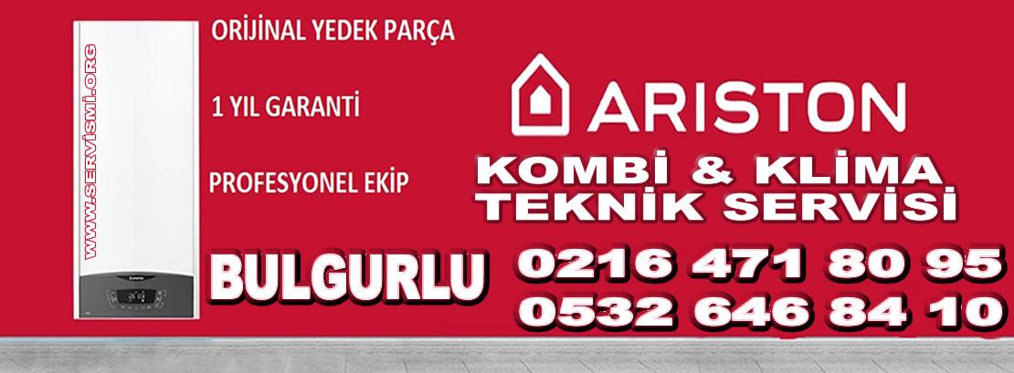 Bulgurlu Ariston Servisi