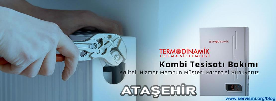 Ataşehir Termodinamik Servisi