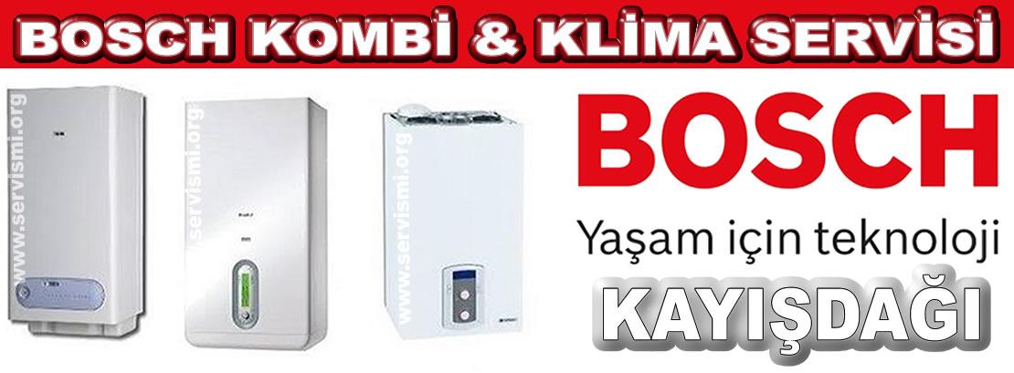 Kayışdağı Bosch Kombi Servisi
