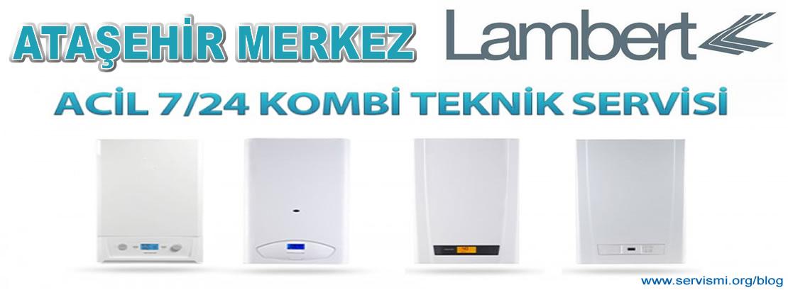 Ataşehir Lambert Servisi