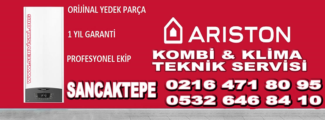 Sancaktepe Ariston Servisi