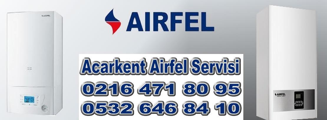 Acarkent Airfel Kombi Servisi