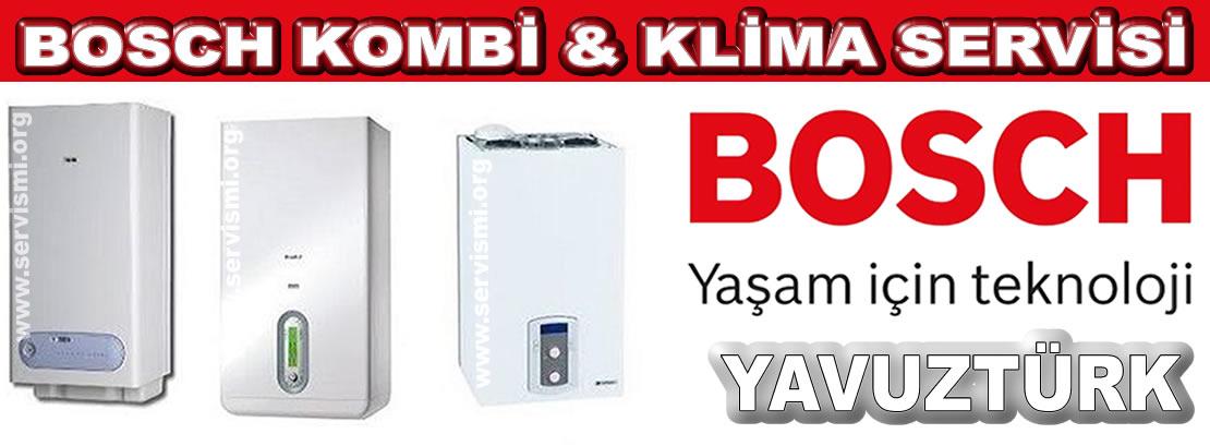 Yavuztürk Bosch Kombi Servisi