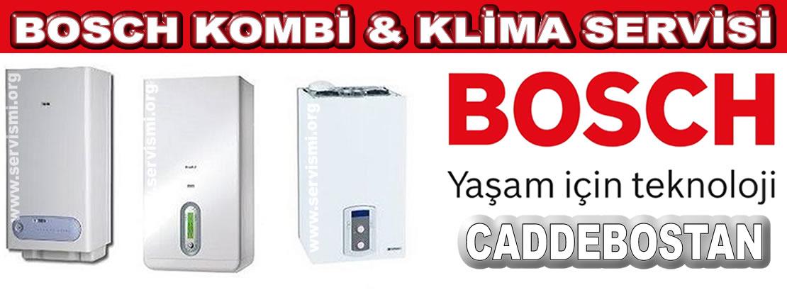 Caddebostan Bosch Kombi Servisi
