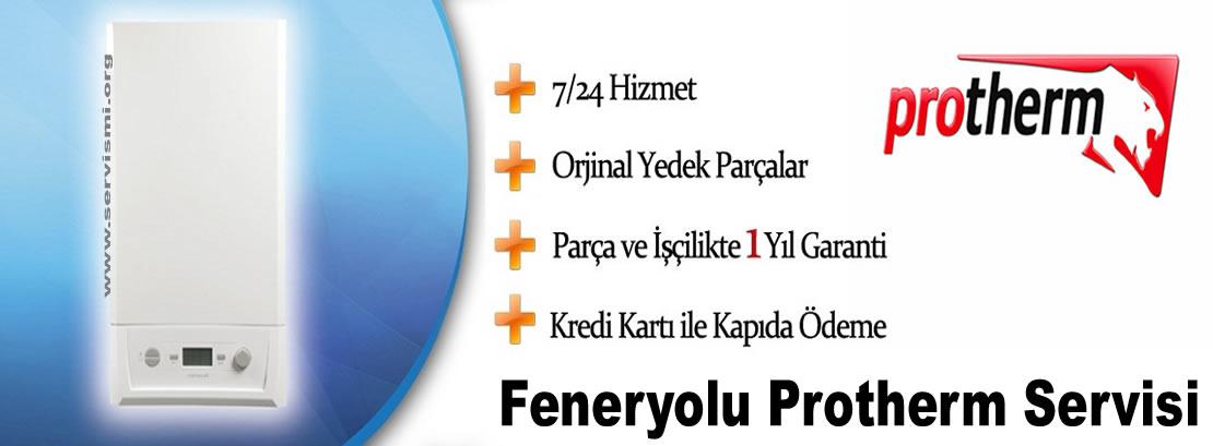 Feneryolu Protherm Servisi