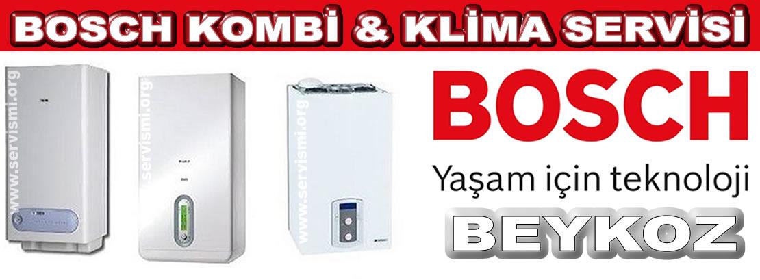 Beykoz Bosch Kombi Servisi