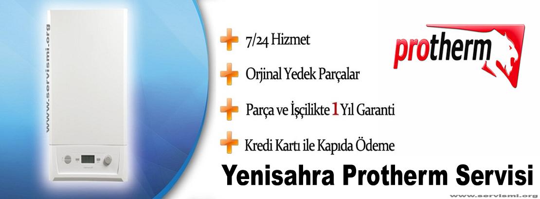 Yenisahra Protherm Servisi