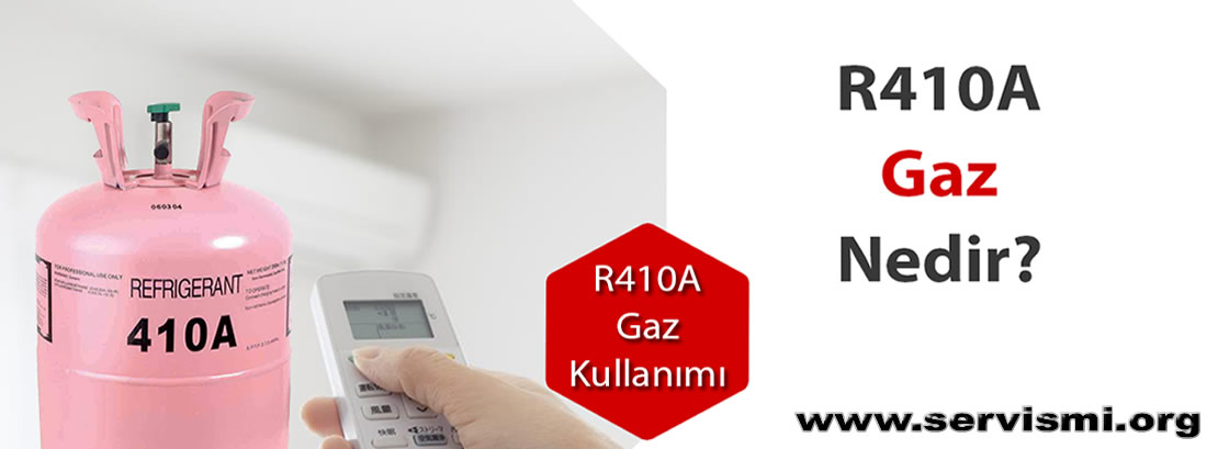 R410A Gaz Nedir? Ne İşe Yarar? Nerelerde Kullanılır?