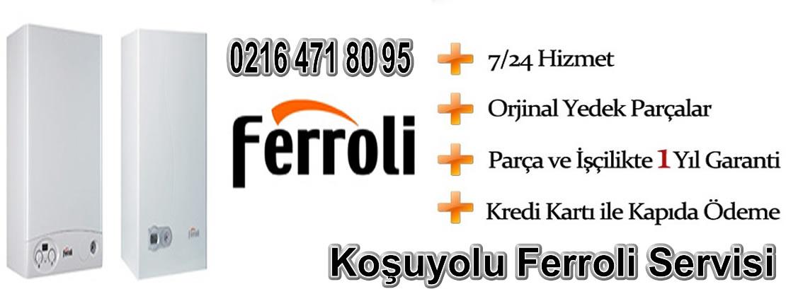 Koşuyolu Ferroli Servisi