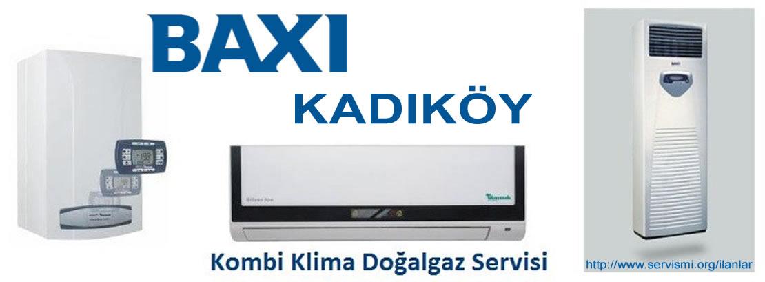 Kadıköy Baxi Servisi