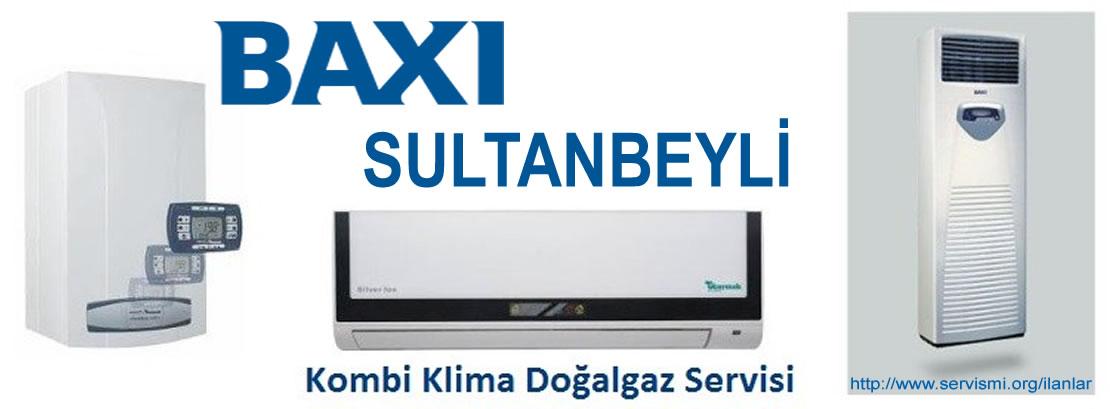 Sultanbeyli Baxi Servisi