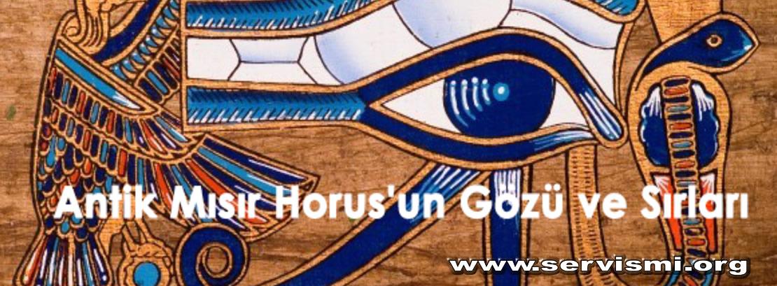 Horus'un Gözü Nedir? Horus'un Gözünün Ardındaki Matematik
