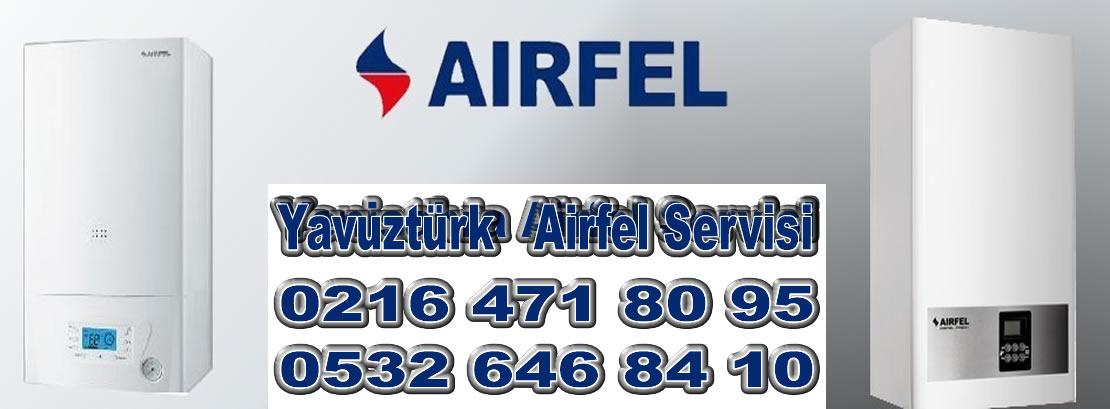 Yavuztürk Airfel Kombi Servisi