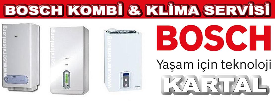 Kartal Bosch Kombi Servisi