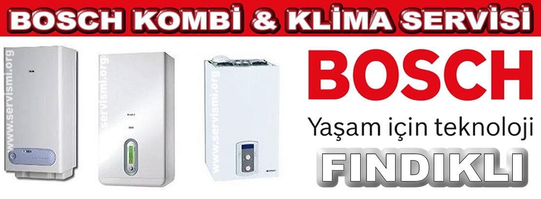 Fındıklı Bosch Kombi Servisi