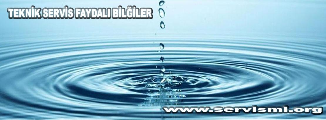 Su nedir? Yaşam için neden önemlidir?