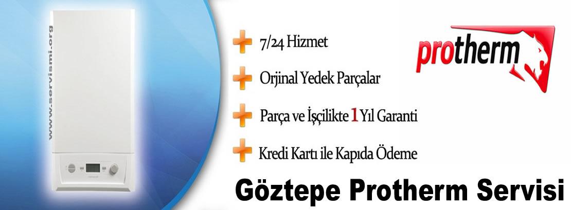 Göztepe Protherm Servisi
