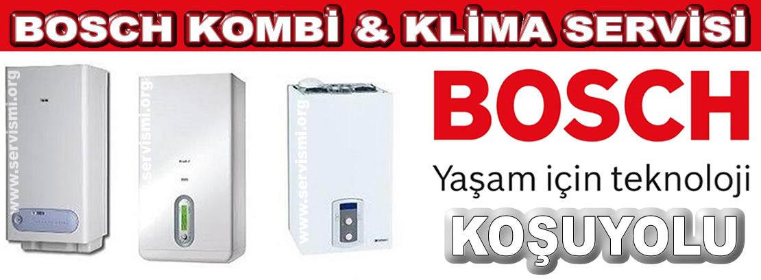 Koşuyolu Bosch Kombi Servisi