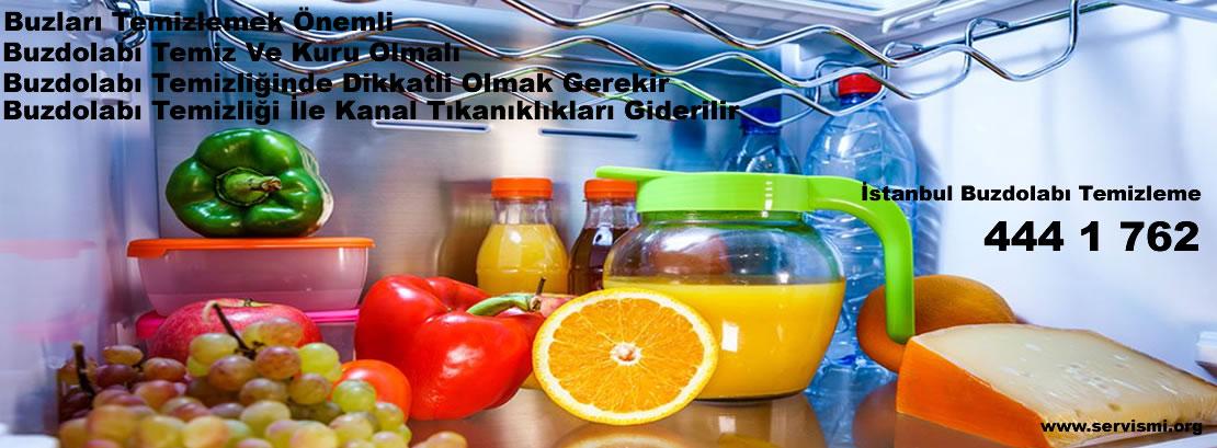 İstanbul Buzdolabı Temizleme