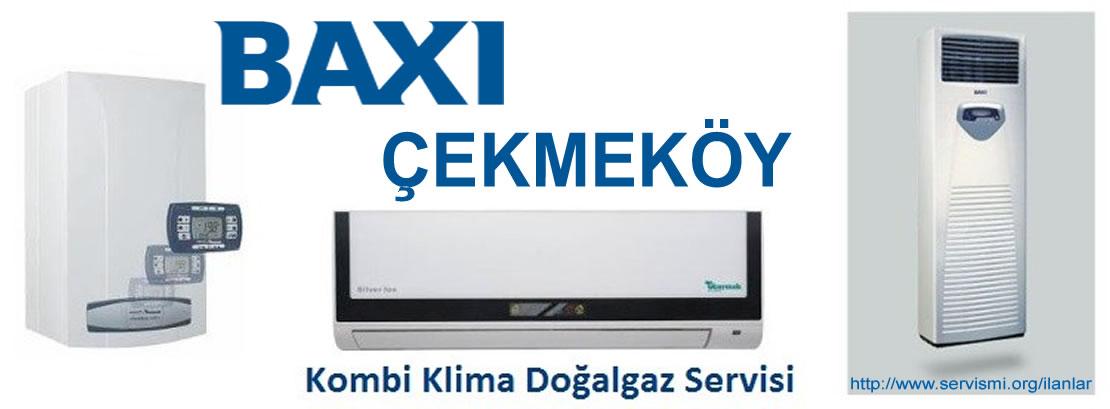 Çekmeköy Baxi Servisi