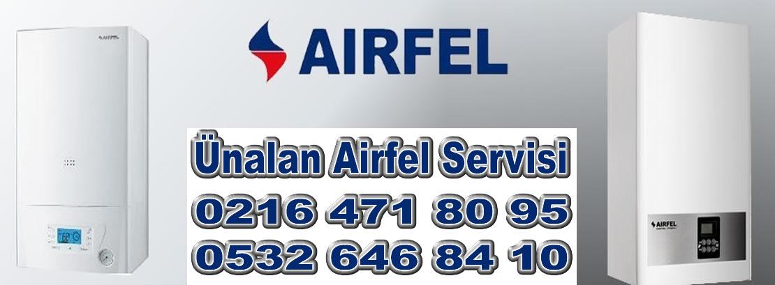 Ünalan Airfel Kombi Servisi