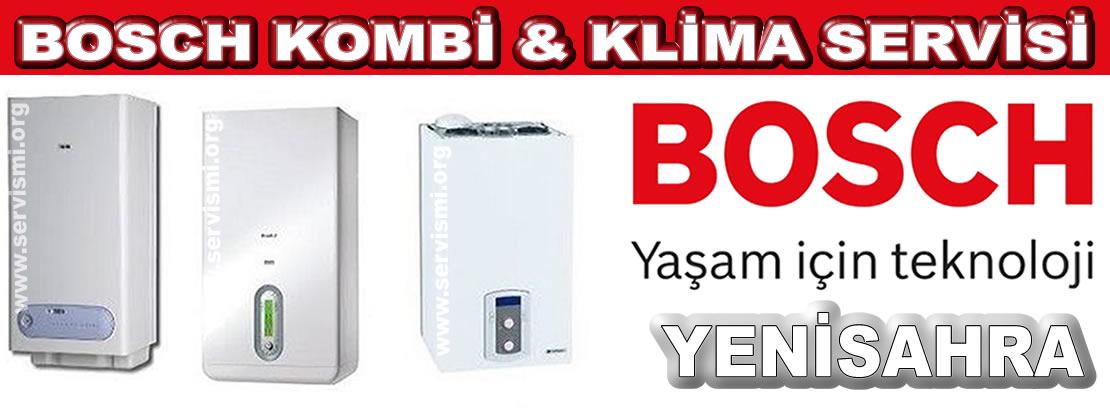 Yenisahra Bosch Kombi Servisi
