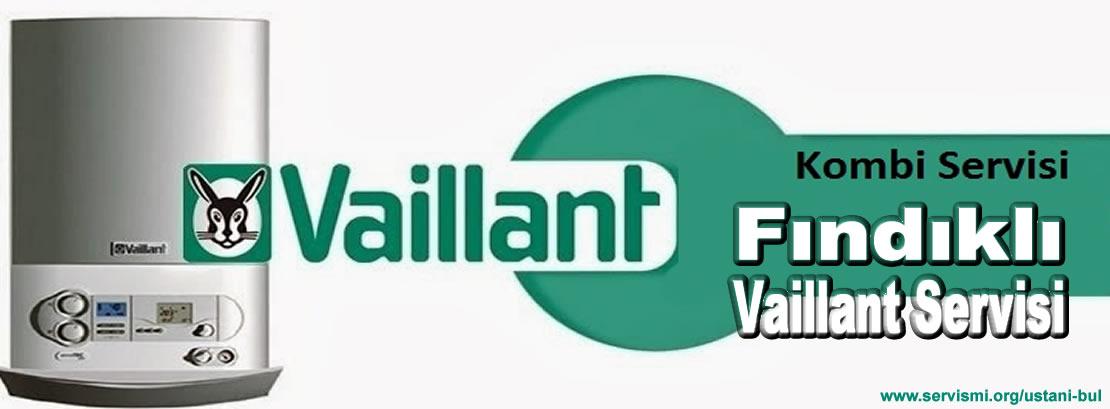 Fındıklı Vaillant Servisi