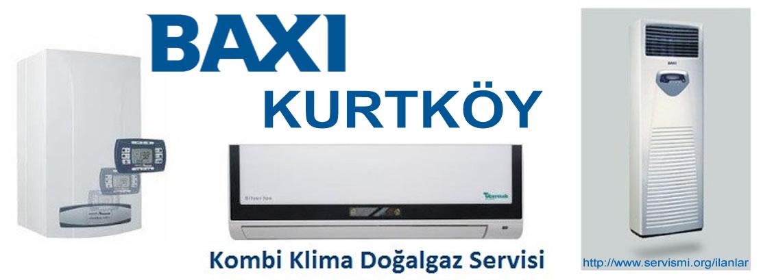 Kurtköy Baxi Servisi