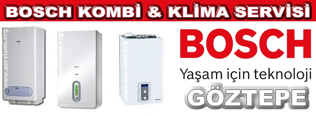 Göztepe Bosch Kombi Servisi