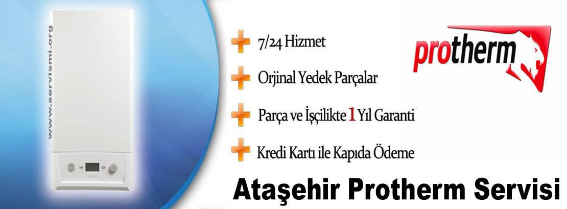 Ataşehir Protherm Servisi
