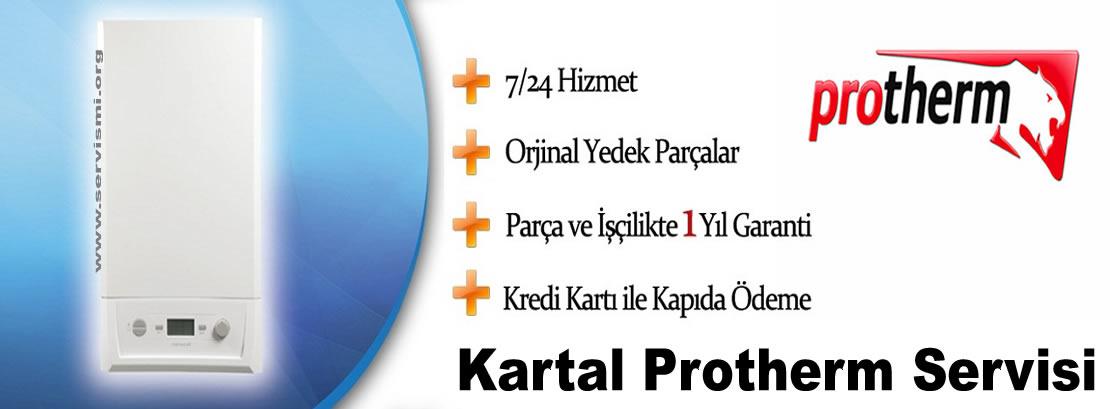 Kartal Protherm Servisi