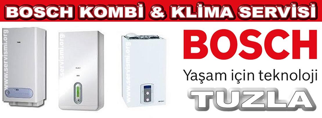 Tuzla Bosch Kombi Servisi
