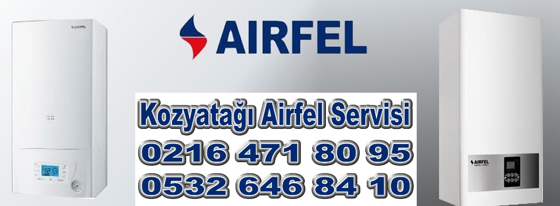 Kozyatağı Airfel Kombi Servisi