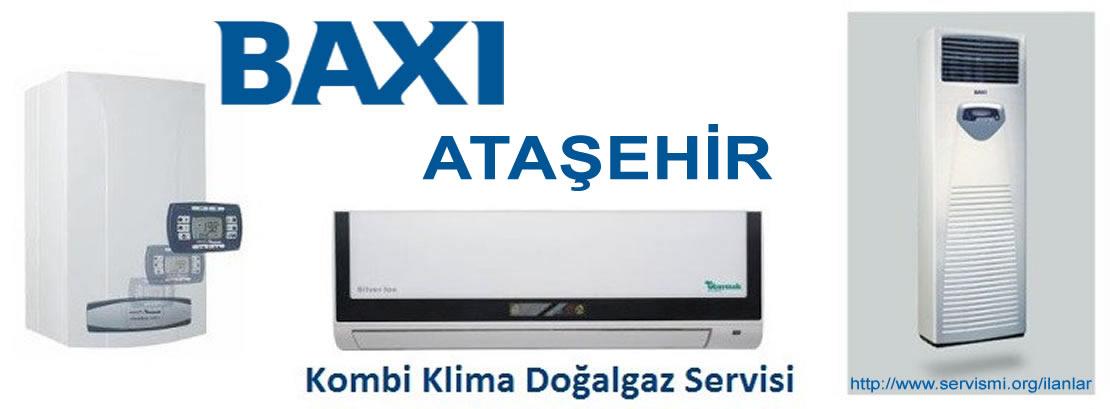 Ataşehir Baxi Servisi
