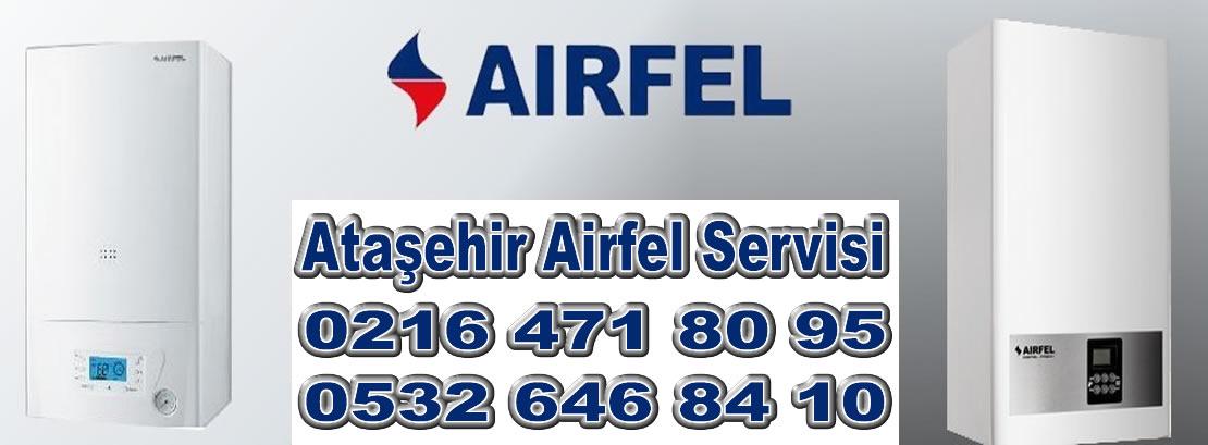 Ataşehir Airfel Kombi Servisi