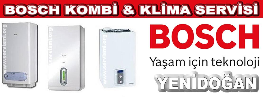 Yenidoğan Bosch Kombi Servisi