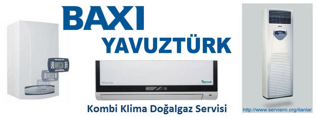 Yavuztürk Baxi Servisi
