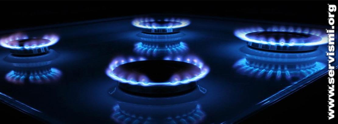 Gaz Emniyetli Doğalgaz Ocağı Set Üstü Ocak