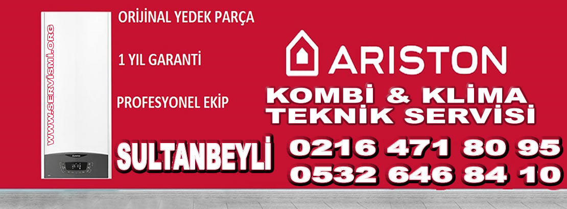 Sultanbeyli Ariston Servisi