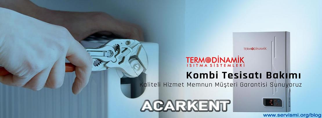 Acarkent Termodinamik Servisi