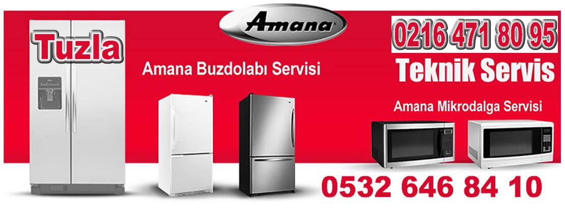 Tuzla Amana Servisi