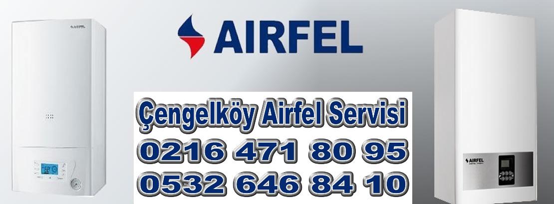 Çengelköy Airfel Kombi Servisi