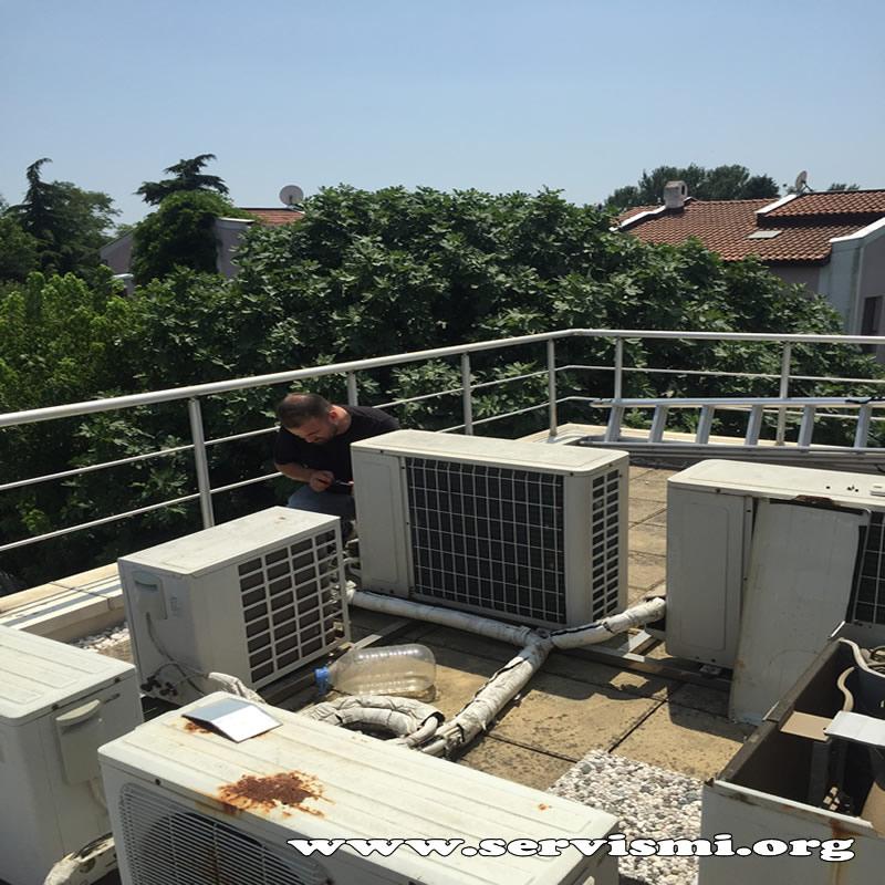 Genel Klima Kontrol Arıza Bakım Onarım