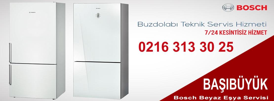 Başıbüyük Bosch Buzdolabı Servisi