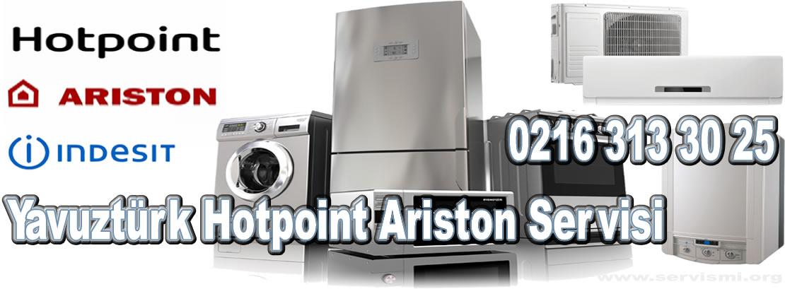 Yavuztürk Hotpoint Ariston Servisi