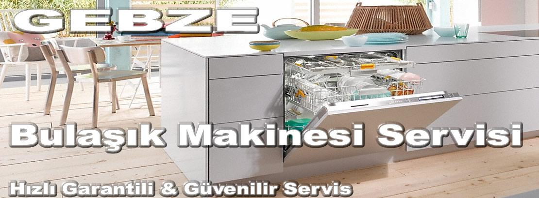 Gebze Bulaşık Makinesi Servisi