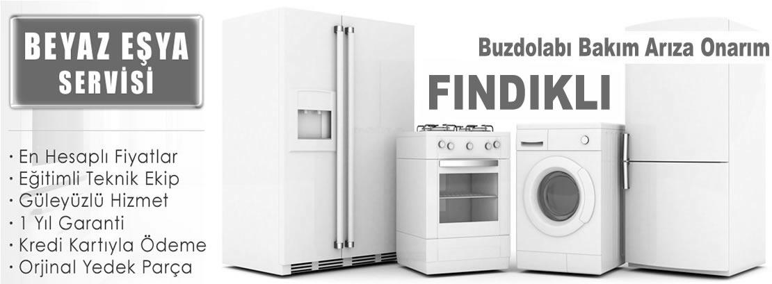 Fındıklı Buzdolabı Tamir Servisi