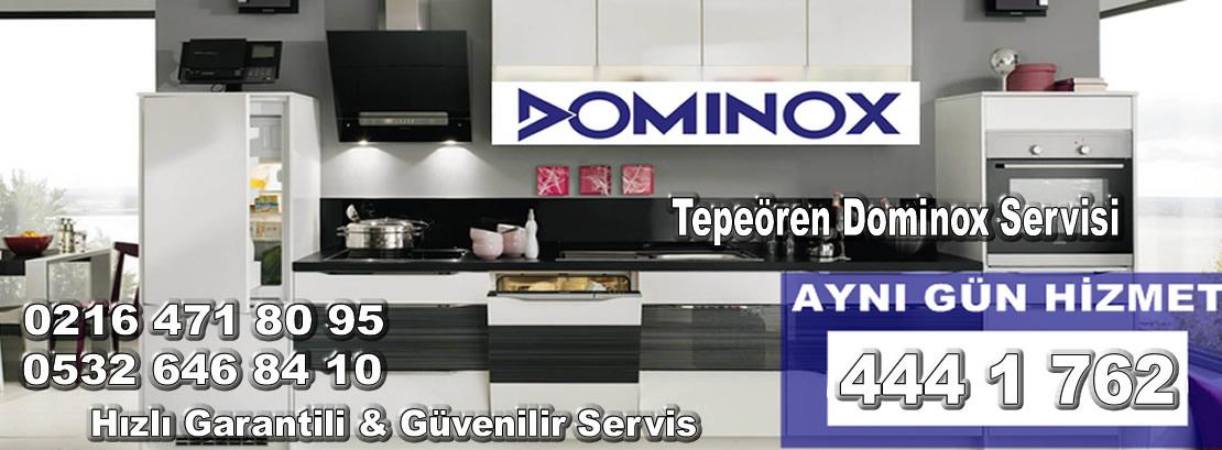 Tepeören Dominox Servisi
